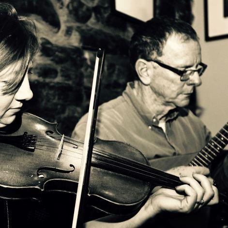 Niamh Casey and Tom Gorman