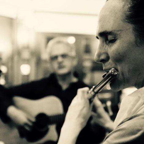Aine Heslin and Matt Heslin
