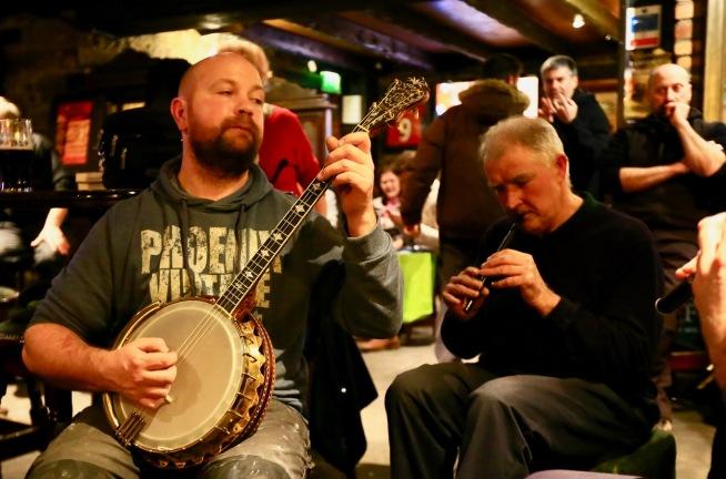 John and Howard. Photo by Pat Keating